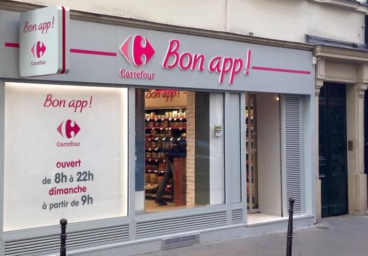 Bon App - carrfour