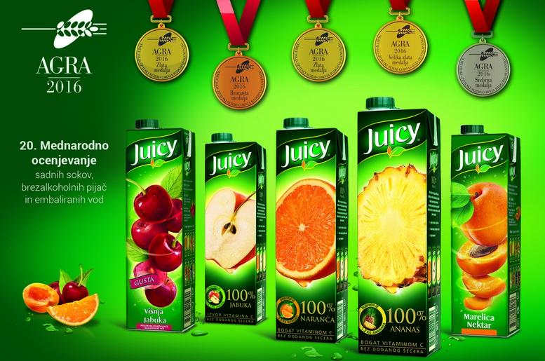 AGRA Juicy