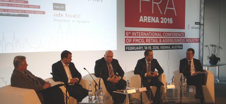 FMCG, Retail & Agribusiness Premium-Miljan Ždrale, Tomislav Gavazzi, Marko Srabotnik, Luka Jejčić, Boris Viktorovski