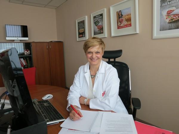 Ines Bertinovec, direktorica odjela Razvoja i tehnoloških inovacija