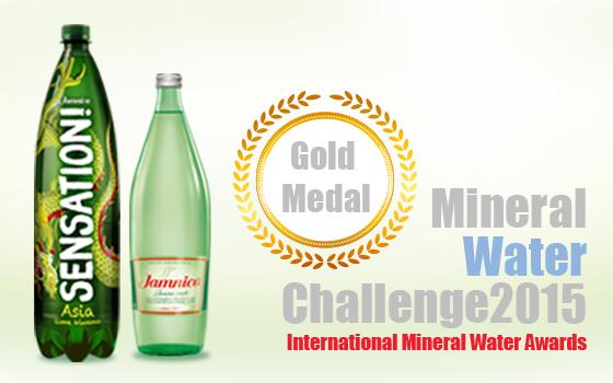 Jamnica-Mineral Water Challenge 2015