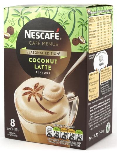 Nescafé Cappuccino -kokos