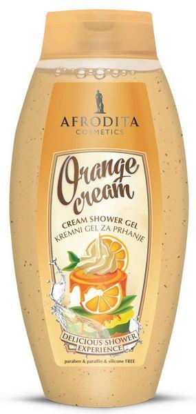 Orange Cream - gel 250 ml WEB
