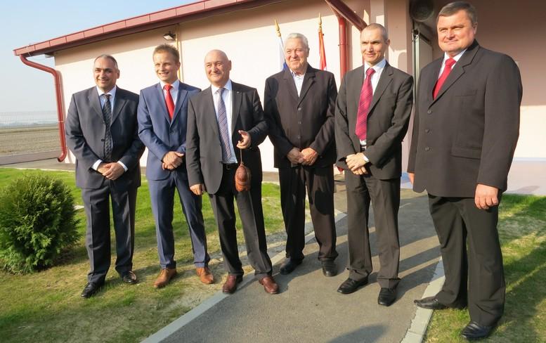 Josip Roglic, Kristija Novosel, Branko Roglic, LČjudevit Novosel, Stjepan Roglic, Sladan Novosel