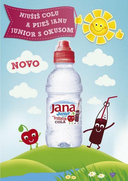 jana junior višnja cola