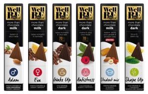 REGPAK - WellBe namjenske čokolade