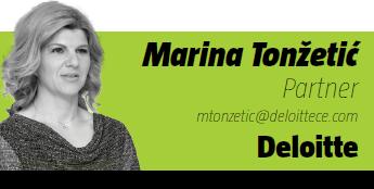 Marina Tonžetić - Deloitte