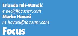 Erlanda Ivić-Mandić/Marko Havaši/Focus