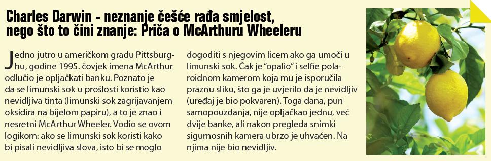 okvir - prica o McArthuru Wheeleru