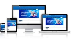 Slika 1 - Ledo webshop
