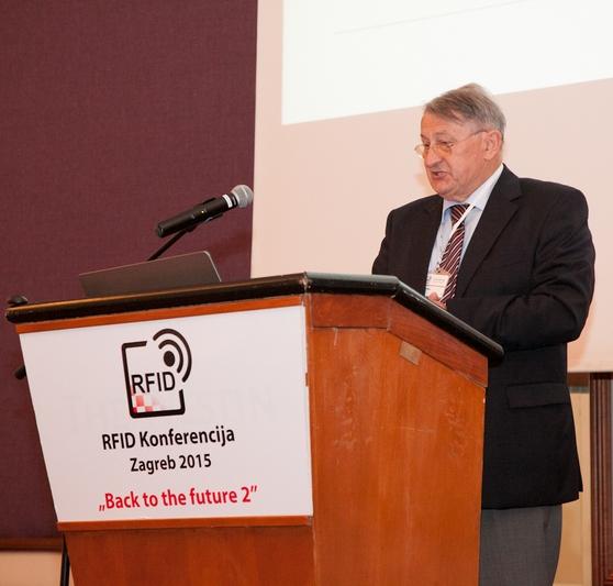Veljko Bituh, predsjednik organizacijskog odbora Konferencija