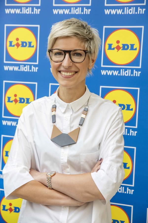 Voditeljica Sektora ljudskih resursa Romina Ivancic