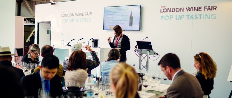 London Wine Fair -vina laguna ftd 777