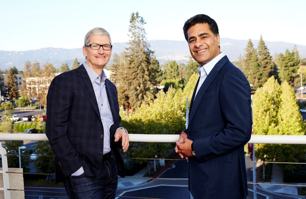 Apple i Deloitte