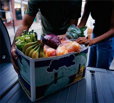 doniranje - hrana