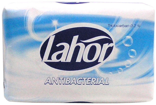 lahor-antibacertial-100g
