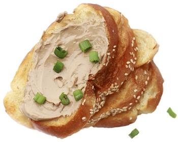 pašteta kruh midi