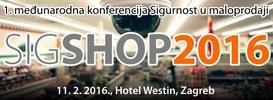 sigshop2016 - 1.medunarodna konferencija Sigurnosti u maloprodaji logo